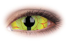 ColourVue Sclera Dragonfly 22mm Contact Lenses