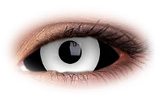 ColourVue Sclera Medusa 22mm Contact Lenses