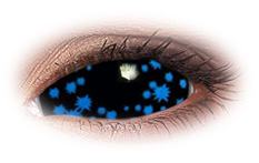 ColourVue Sclera Nocturne 22mm Contact Lenses