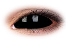 ColourVue Sclera Sabretooth 22mm Contact Lenses