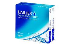 Soczewki Kontaktowe Dailies AquaComfort Plus 180 szt.