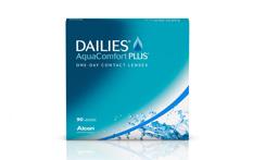 Soczewki Kontaktowe Dailies AquaComfort Plus 90 szt.