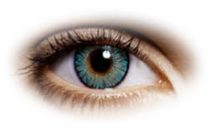 Freshlook ColorBlends Turquoise Contact lenses