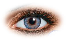 Freshlook Colors Blue Contact lenses
