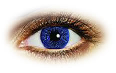 Freshlook Colors Sapphire Blue Contact Lenses