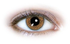 1 Tone Brown (N134) Contact Lenses