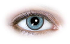 Neo Cosmo - Rose Blue Contact Lenses (N031)