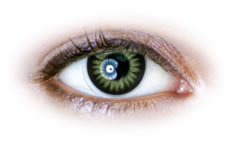 Neo Cosmo - Green Colour Ring Contact Lenses (N022)