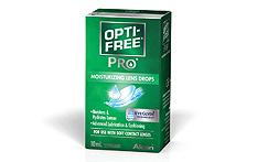 OPTI-FREE Pro Nawilżające Krople do Soczewek - 10ml
