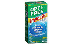 OptiFree RepleniSH Multipurpose Solution - 120ml