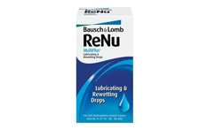 ReNu Multiplus Lubricating and Rewetting Eye Drops