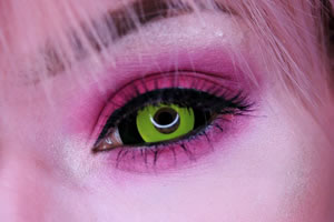 ColourVue Sclera Angel Dust 22mm contact lenses