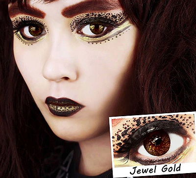 ColourVue Star & Jewel Gold