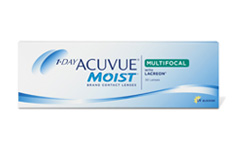 1 Day Acuvue Moist Multifocal Contact Lenses