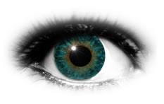 ADRIA UV 55 Turquoise Contact Lenses