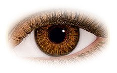 Air Optix Colors Brown Contact Lenses