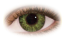 Air Optix Colors Gemstone Green | Colour Contact Lenses