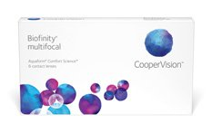 Biofinity Multifocal | Biofinity Contact Lenses