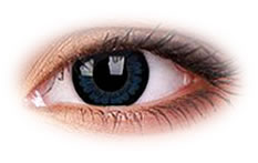 ColourVue BigEyes Cool Blue Contact Lenses