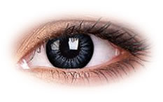 ColourVue BigEyes Evening Grey Contact Lenses