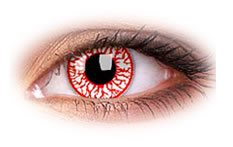 ColourVue Blood Shot Coloured Contact Lenses
