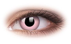 ColourVue Barbie Pink Contact Lenses