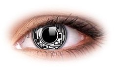 Cyborg | Movie Contact Lenses