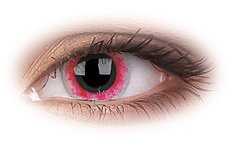 ColourVue Moon Diablo Contact Lenses