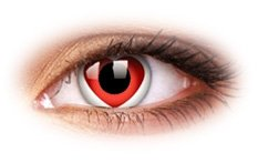 Valentinez | Red Contact Lenses