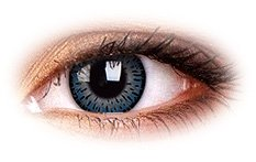 Elegance Blue | Natural Color Contact Lenses