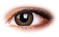 Elegance Brown | Natural Color Contact Lenses