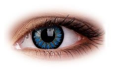 ColourVue Glamour Aqua Contact Lenses