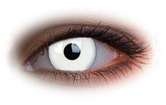 ColourVue Glow White Contact Lenses
