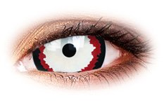 ColourVue Mini Sclera Minotaur 17mm Contact Lenses