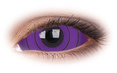 Colossus 22mm Sclera | Violet Contact Lenses