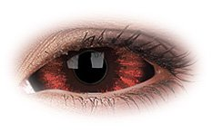 ColourVue Sclera Sunpyre 22mm Contact Lenses