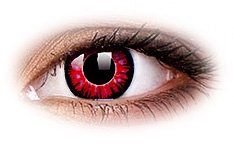 ColourVue Vampire Contact Lenses