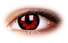 Volturi | Devil Contact Lenses