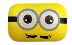 Minions Contact Lens Case | Contact Lens Cleaning Solution
