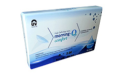 Morning Q Comfort | Monthly Contact Lenses