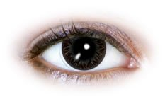 Black Flames (N529) | Party Contact Lenses