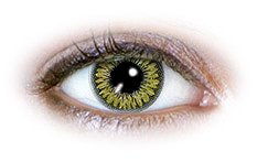 Neo Cosmo - 2 Tone Honey Contact Lenses (N228)