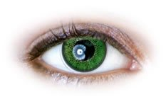 Green (N232) | Natural Colour Contact Lenses