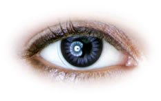 Neo Cosmo - Blue Colour Ring Contact Lenses (N021)