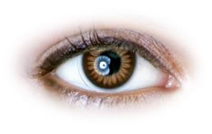 Brown Color Ring (N024) | Natural Color Contact Lenses