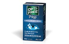 OPTI-FREE PRO Lubricant Eye Drops 10ml | Alcon Contact Lenses