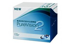 Purevision 2 HD Contact lenses