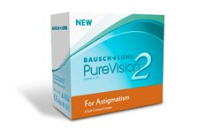 Purevision 2 for Astigmatism | Monthly Contact Lenses