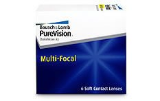 Purevision MultiFocal | Monthly Contact Lenses