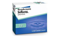 Soflens 38 | 2 Weekly Disposable Contact Lenses